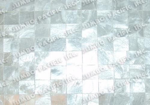 Natural 1x1 inch Square Blocking Design