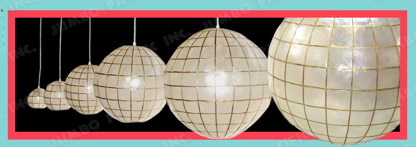Lantern chandelier for